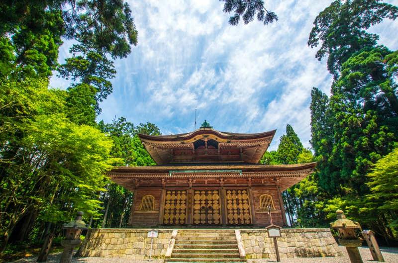 Enryakuji - tours en kioto