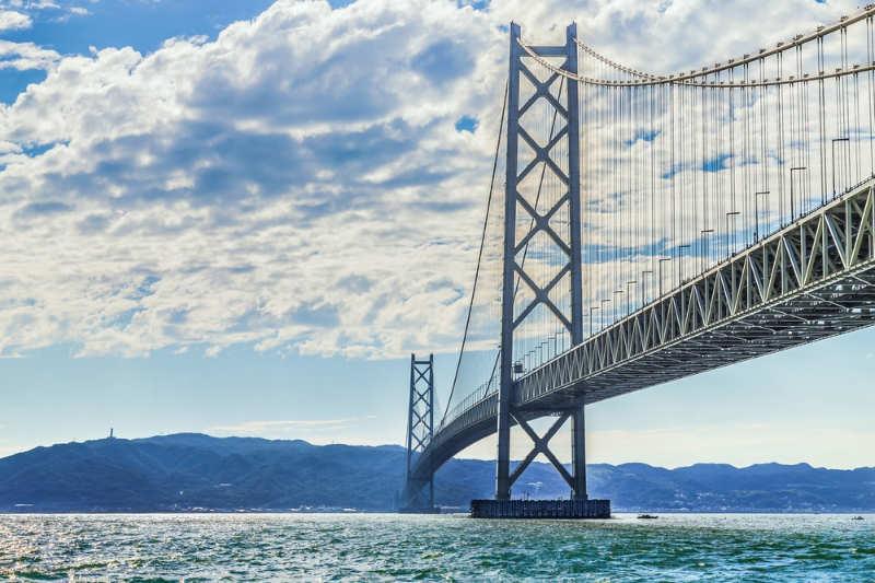 Puente Akashi Kaikyo - que ver en kobe
