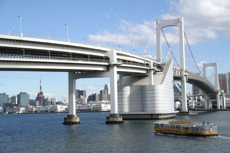 Crucero tokio-tours en japon