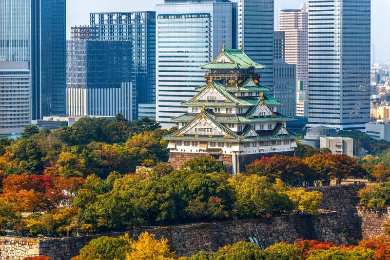osaka - tours en japon