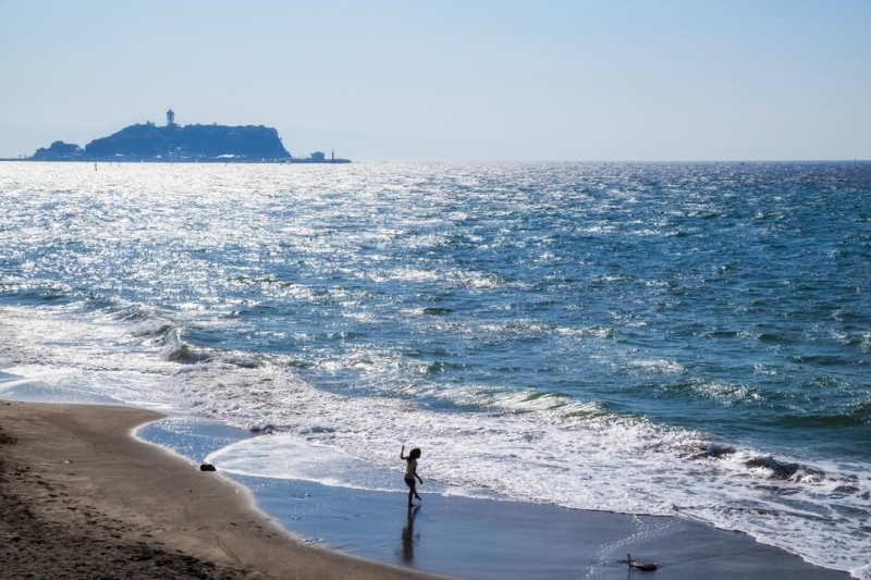 Shichirigahama-Kamakura-playas-japon