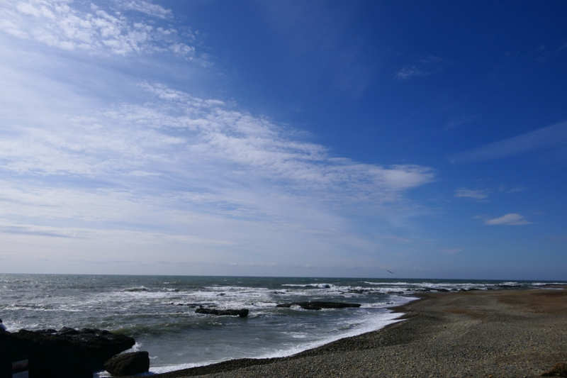 Oarai Beach (Ibaraki)-playas en japon