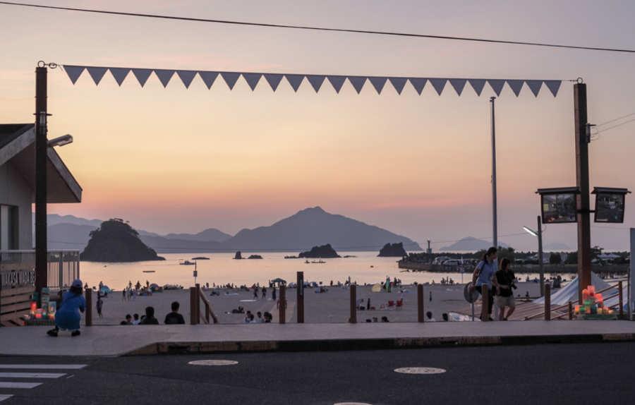 Wakasawada (Fukui)-japon playas