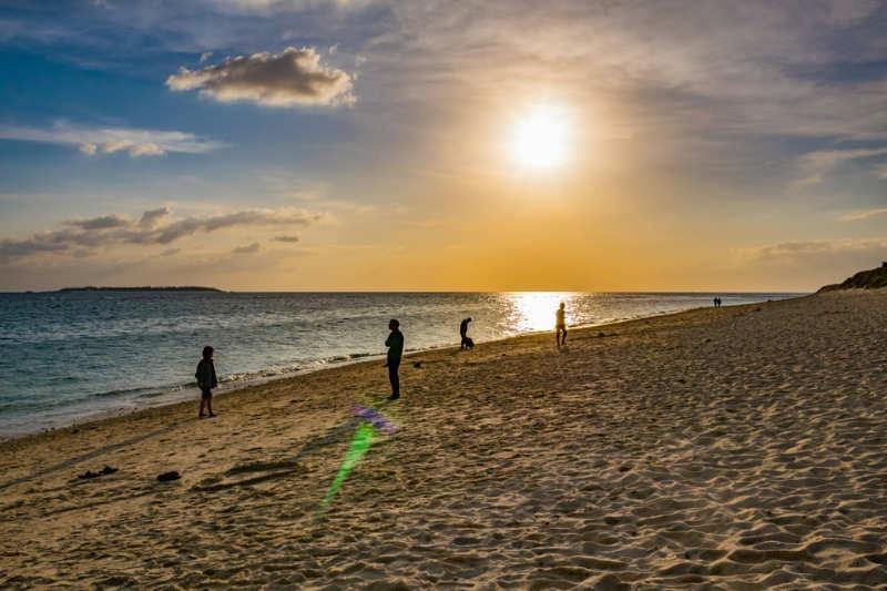 Sesoko - playas japon