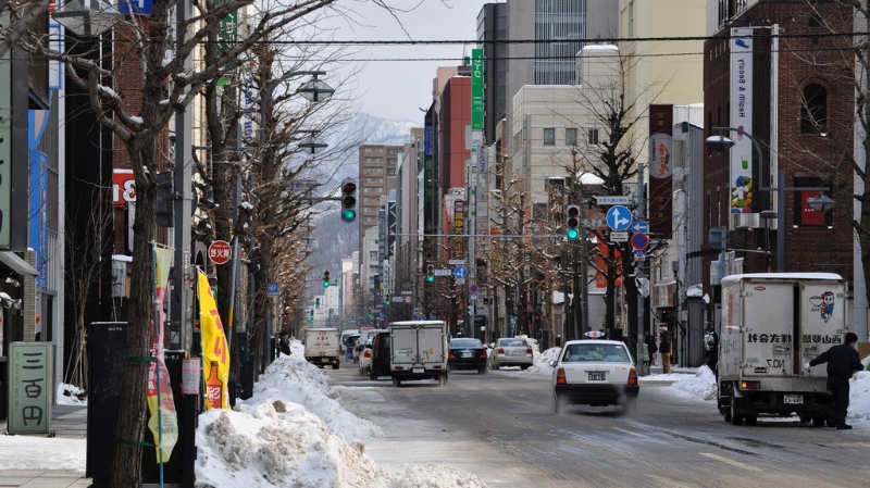 Sapporo - que visitar en japon