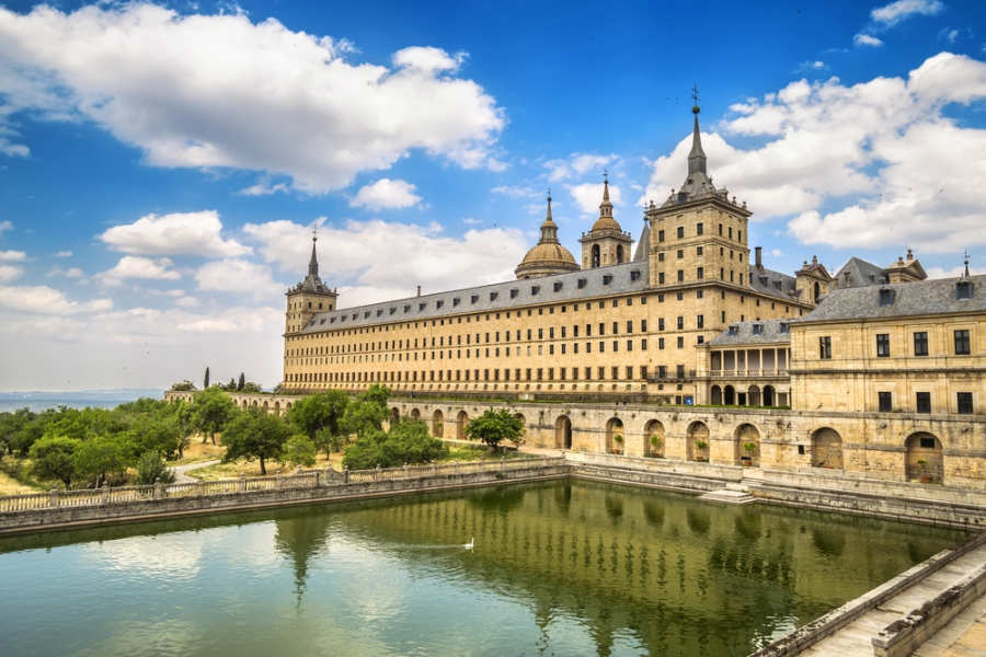 San Lorenzo del Escorial - Madrid