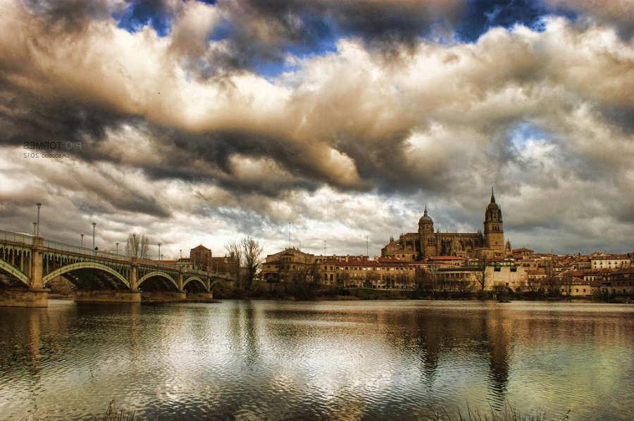 Río Tormes Salamanca