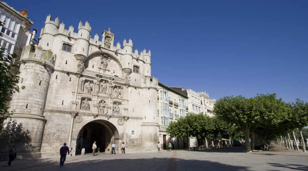 Arco-de-Santa-María-Burgos