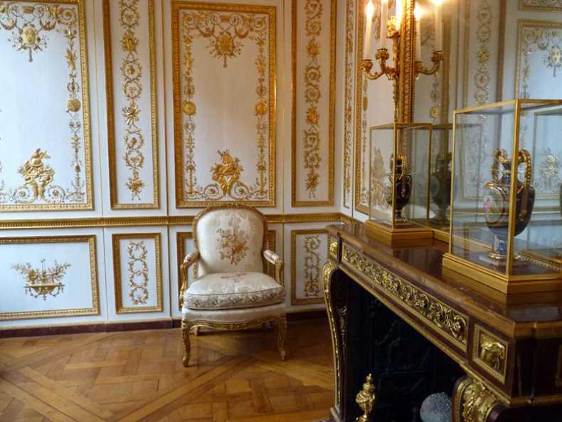 Appartements Privés des Rois