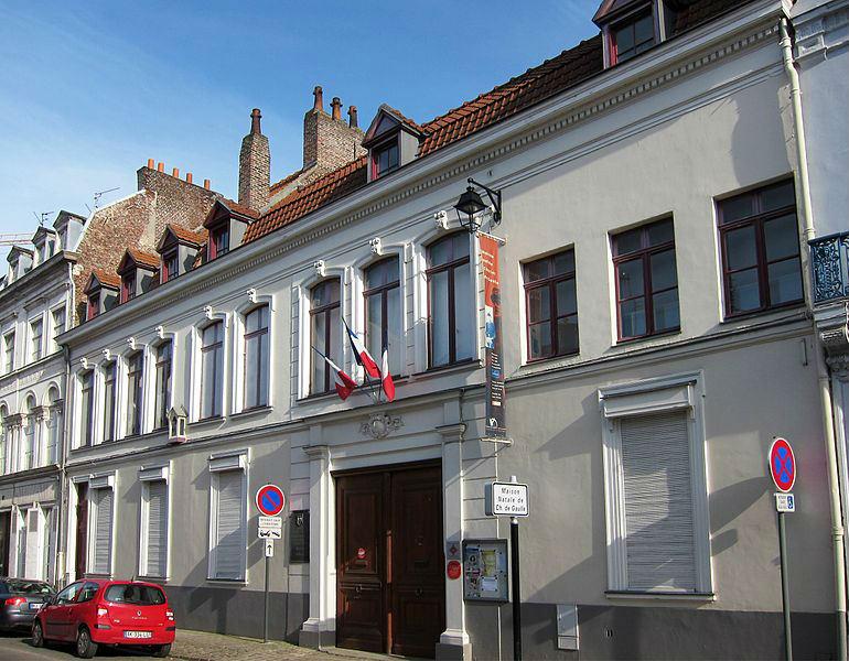 Maison Natale Charles-de-Gaulle