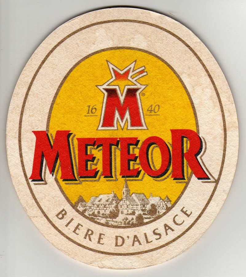 Cerveza Meteor