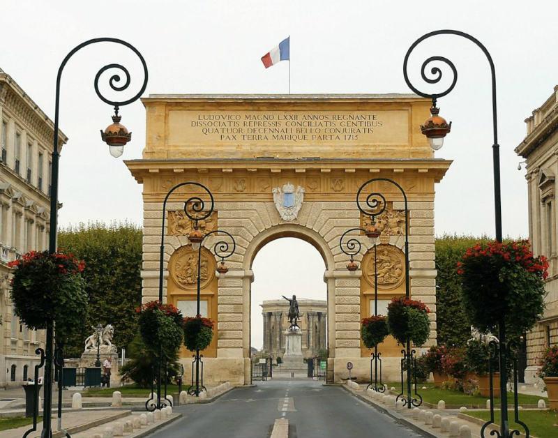 Arc de triomphe (Montpellier)