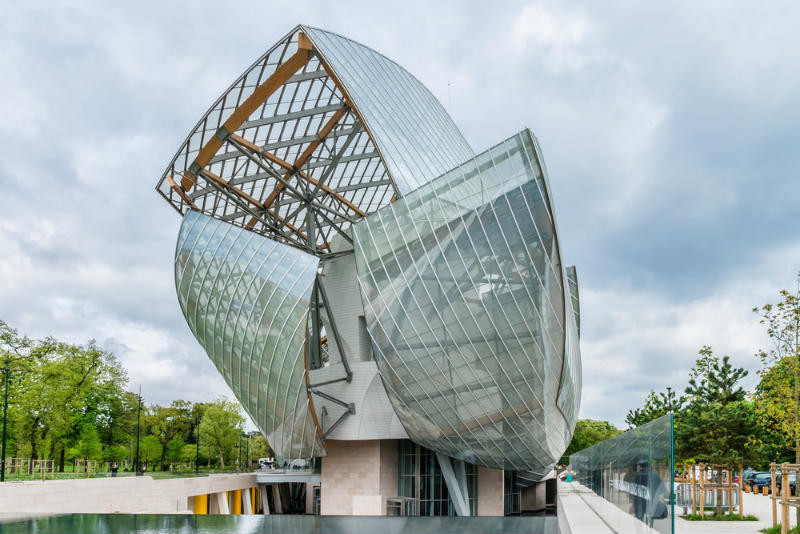 Fondation Luis Vuitton