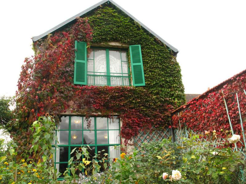 Casa y jardines de Claude Monet