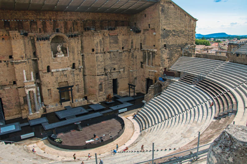 Antiguo Teatro de Orange