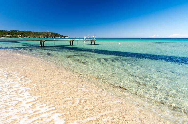 Playa Pampelonne en St Tropez