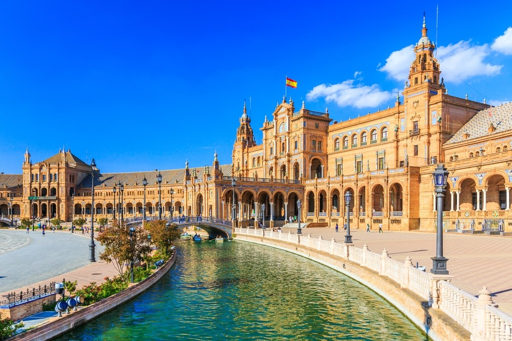 Sevilla El Alcázar