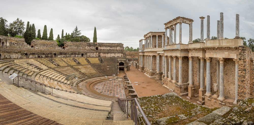 Mérida Conjunto arqueológico