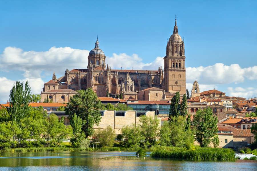 Salamanca Casco Antiguo