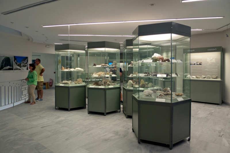 Museo Minero Milos