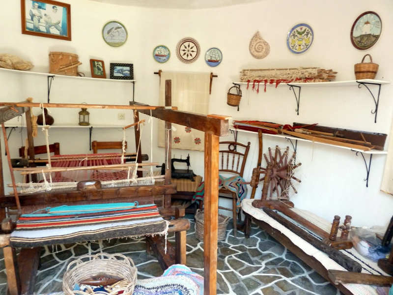 Museo del Folclore Cicládico