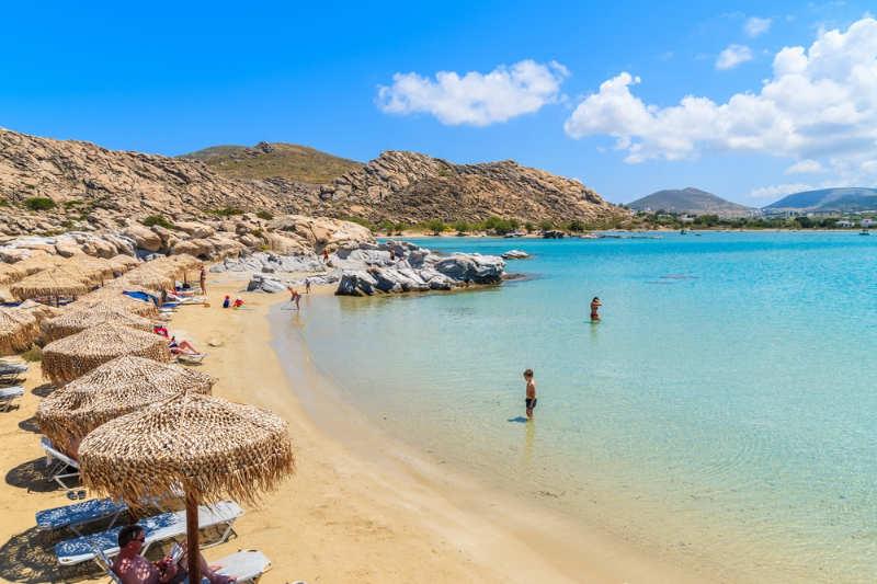 Playa Kolymbithres