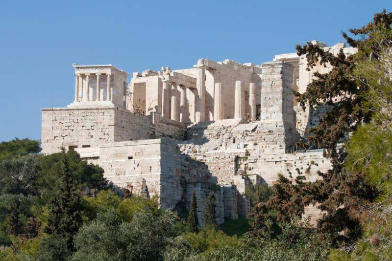 Templo de Atenea Nike - cosas que ver en atenas