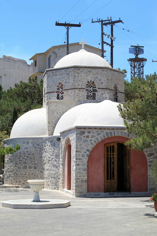 Monasterio-Profitis-Ilias