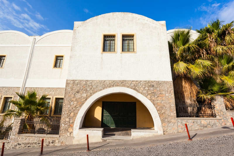 Museo de Thera prehistórico