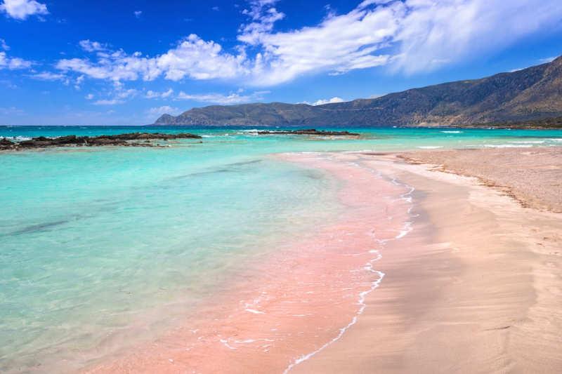 Playa Elafonisi - cosas que ver en creta