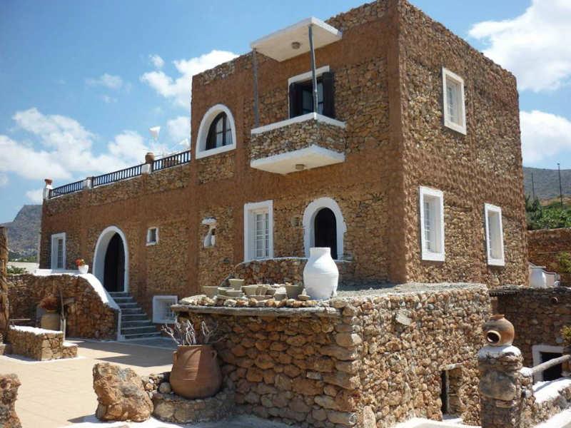Museo al aire libre de Lychnostatis
