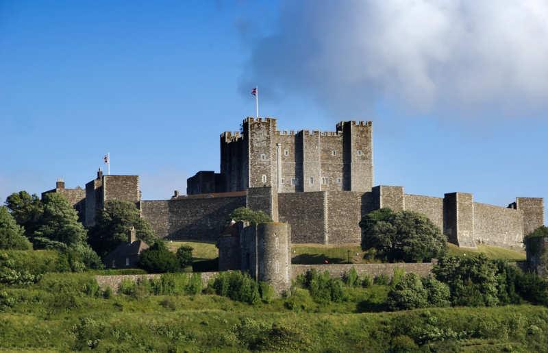 Dover Castle - castillos en inglaterra