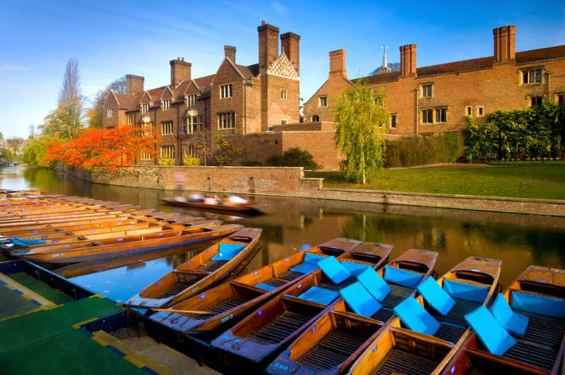 canoa en cambridge