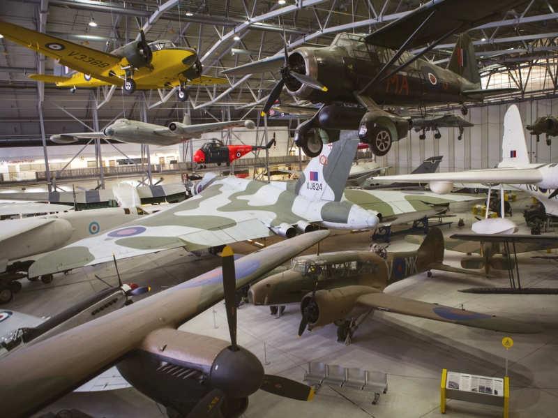 Museo de la Guerra Imperial de Duxford - Cambridge