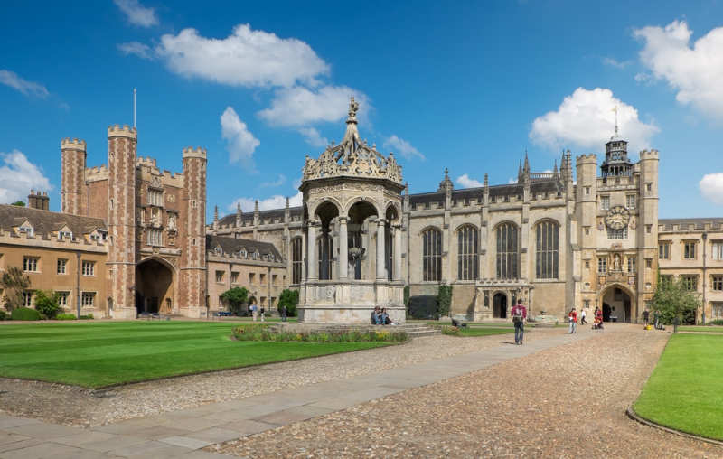 Trinity College - que ver en cambridge