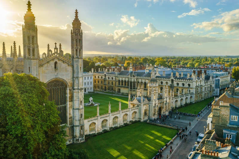 King's College - que ver en cambridge