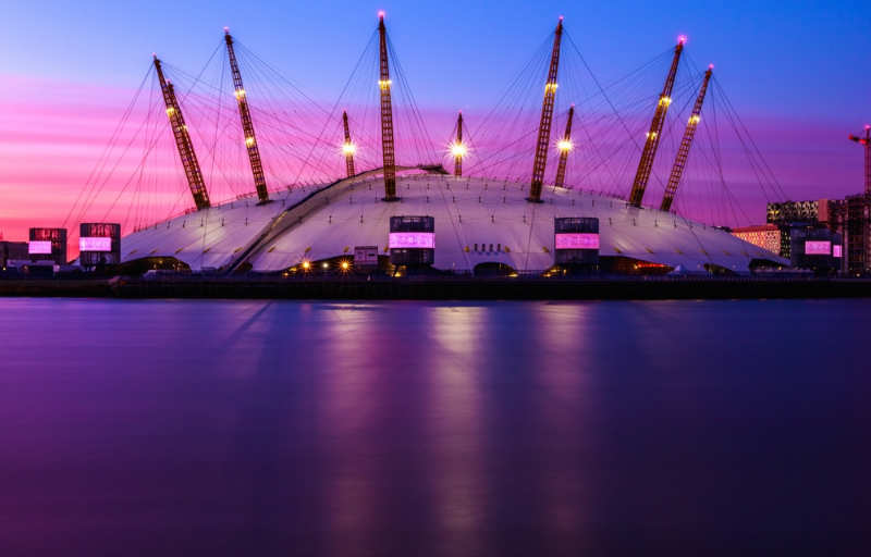 The O2 Londres