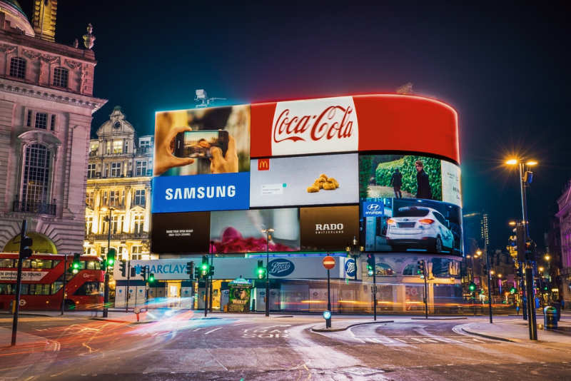 Piccadilly Circus-que ver en londres