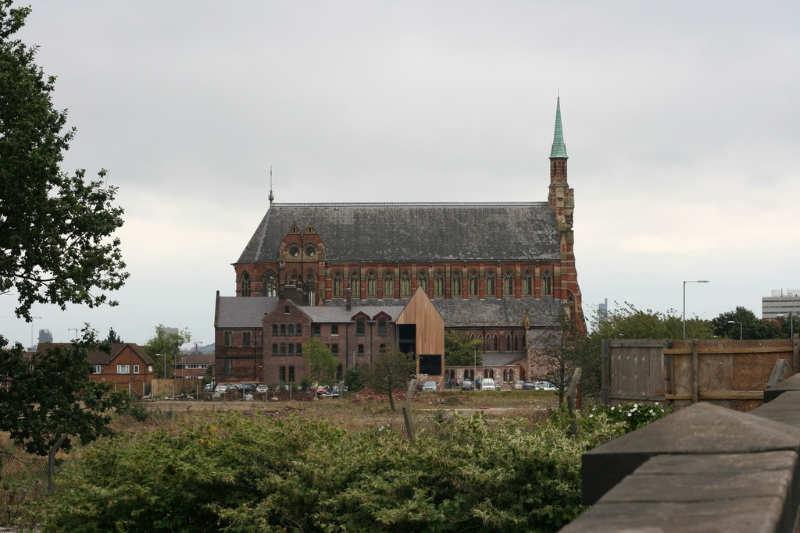 monasterio de Gorton