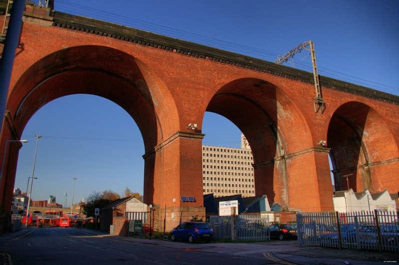 Viaducto de Stockport