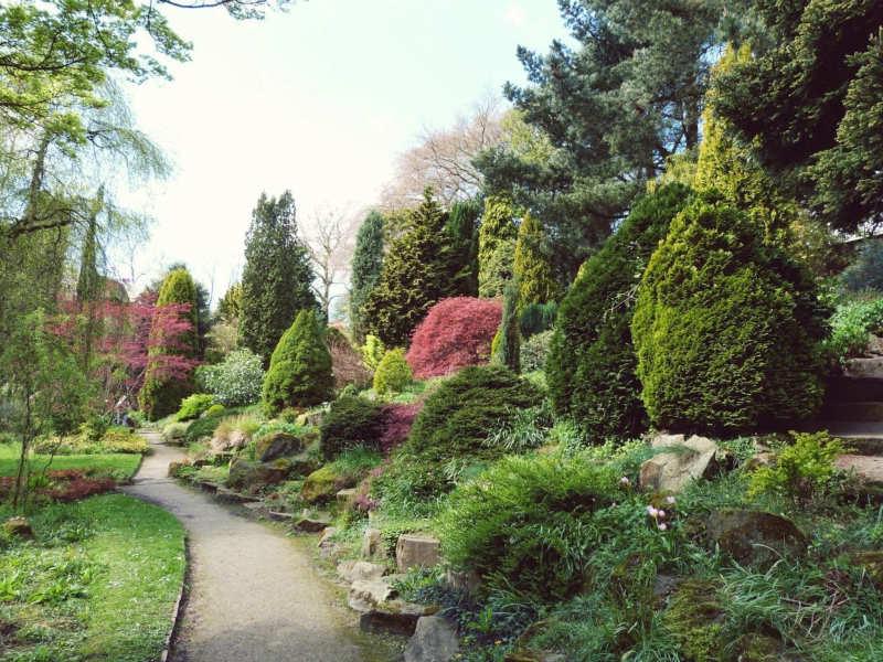 Jardín Botánico Fletcher Moss
