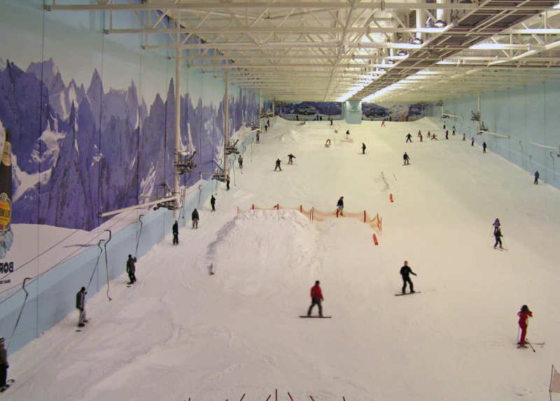 Chill-Factore-Manchester