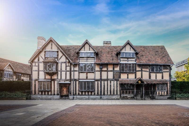 Warwickshire england