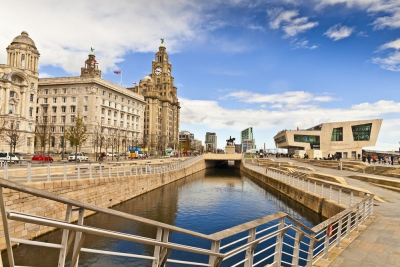 Liverpool - Maritime Mercantile City