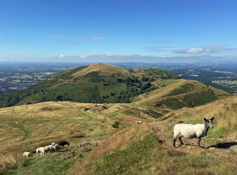 Malvern Hills y Commons