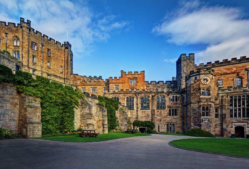 Durham- Durham Castle