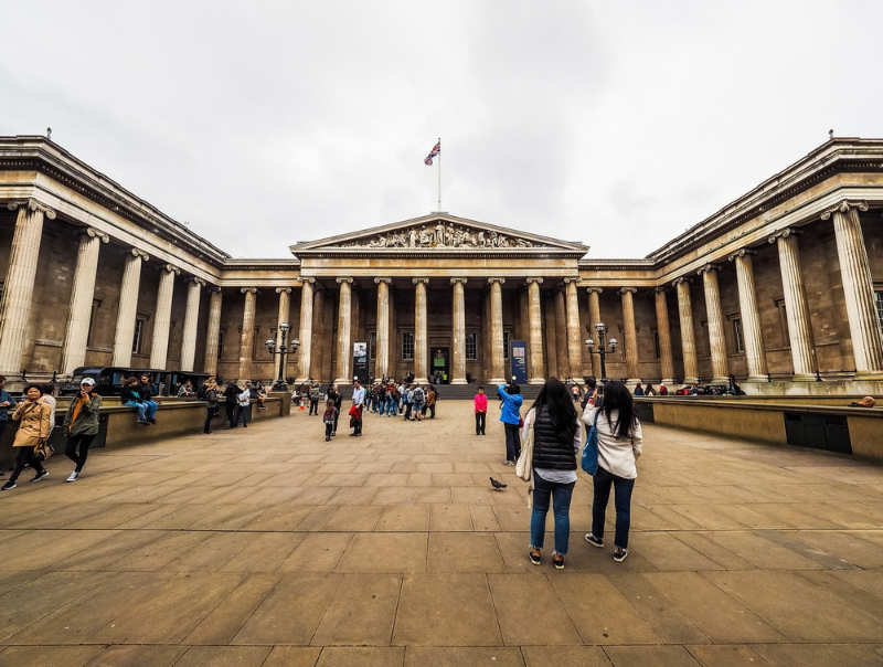 London- The British Museum
