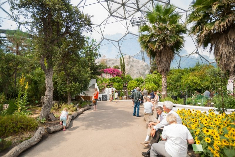 Cornwall - The Eden Project