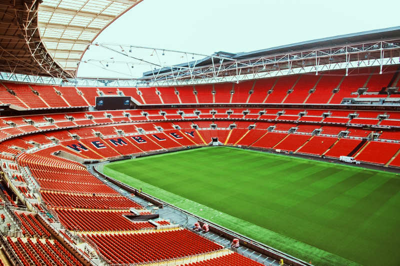 Wembley stadium londres