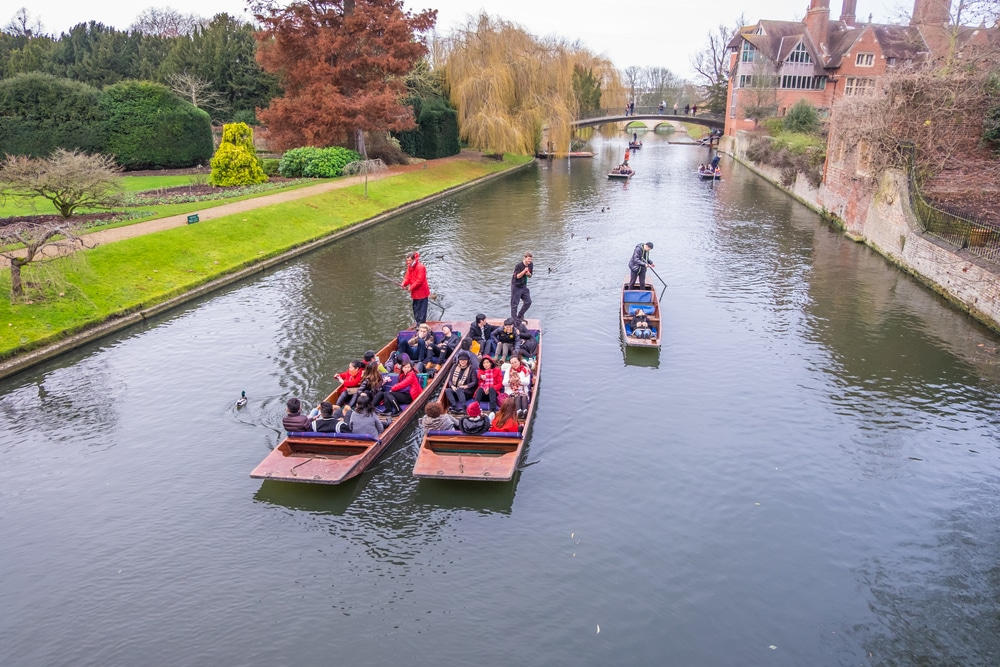 Punting-Oxford